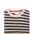 Ilgas medvilninis megztinis