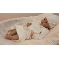 Pižamytė-miegmaišis (ekologiška medvilnė)
